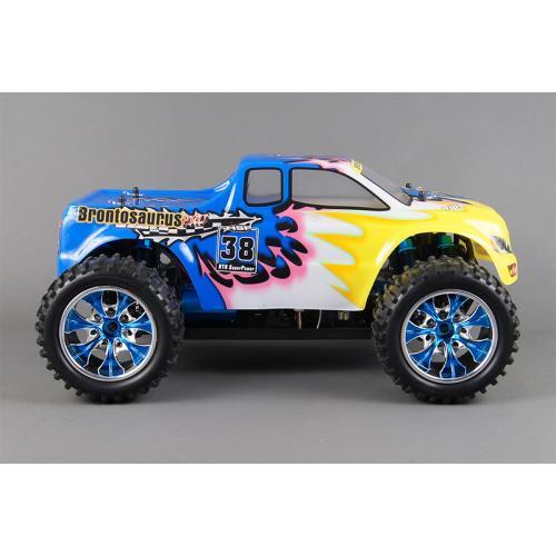 Радиоуправляемый внедорожник HSP BRONTOSAURUS PRO Truck EP 4WD 1:10 Электро (40 см)